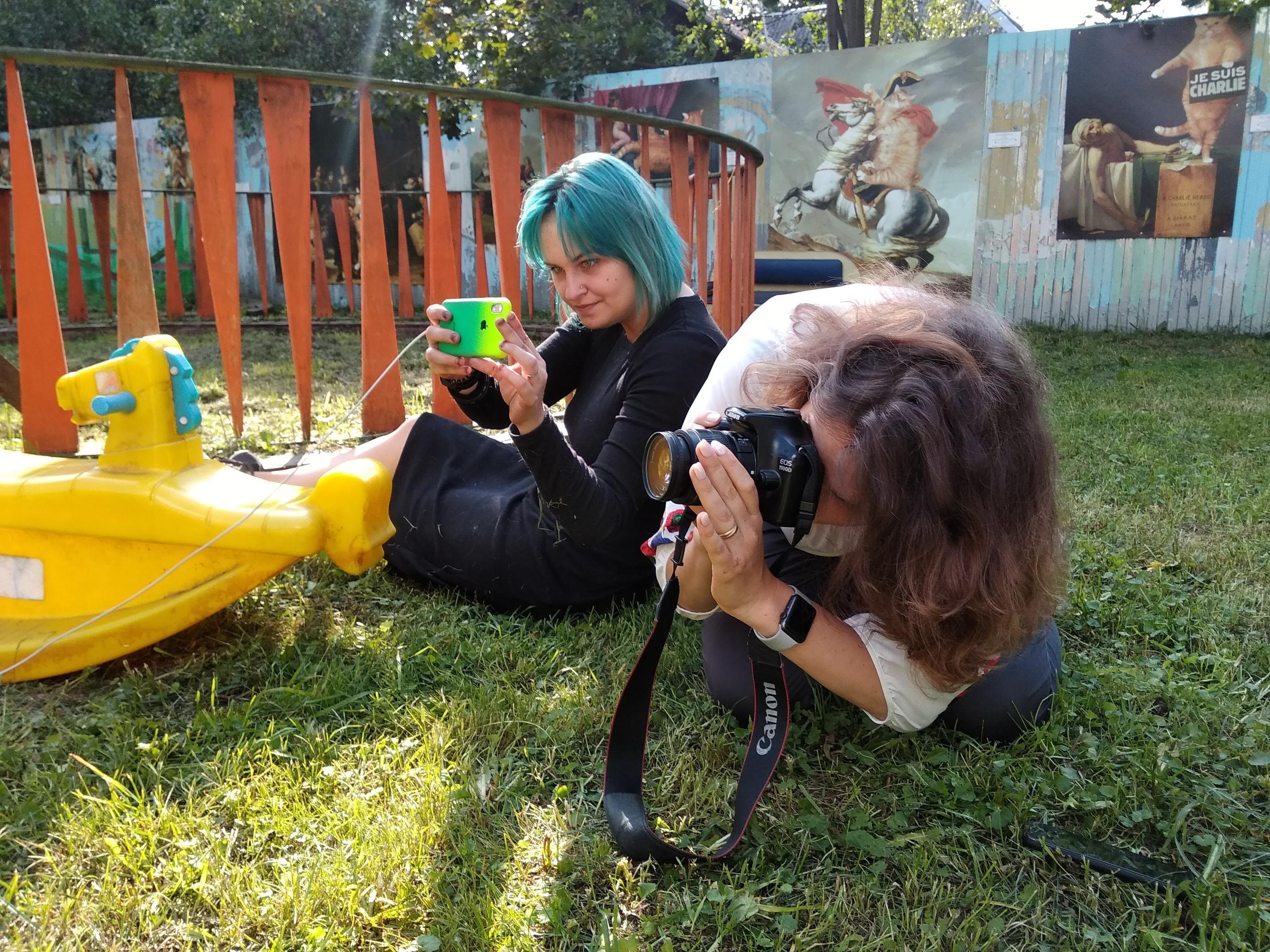 Фотографировать кота - нелегкое дело