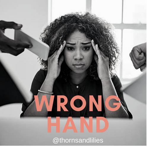 Wrong Hand