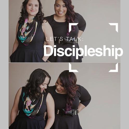 Let's Talk: Discipleship
