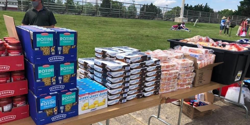Food Distribution 7/23
