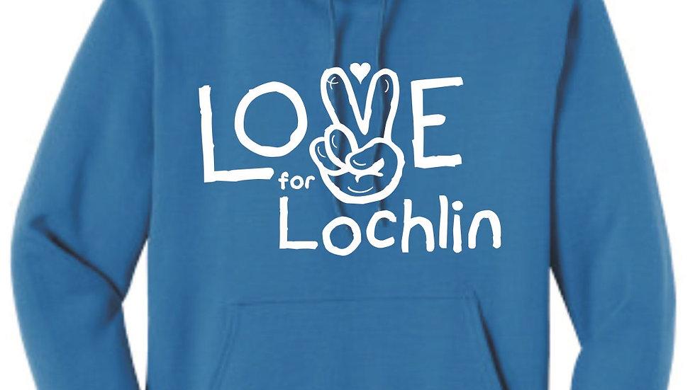 Love for Lochlin Hoodie!