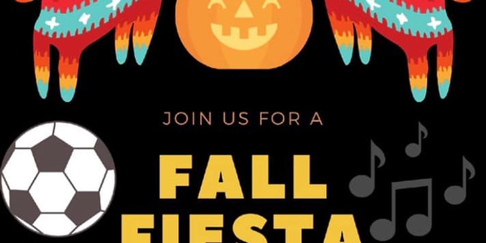 Flu Clinic at the Fall Fiesta
