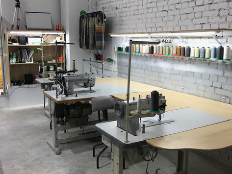 швейное помещение