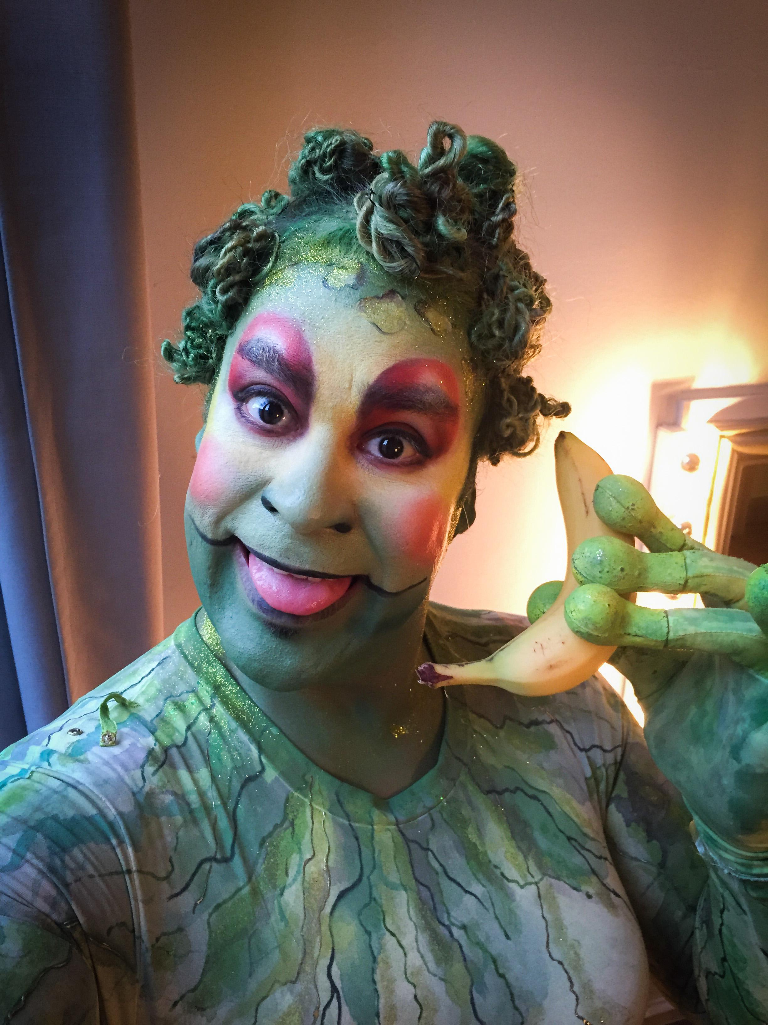Maquillage Platée
