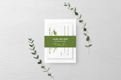 'Spring Wreath' Invitation Bundle