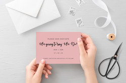 We Do Save the Date