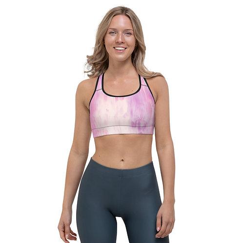 Pink Matter Sports bra