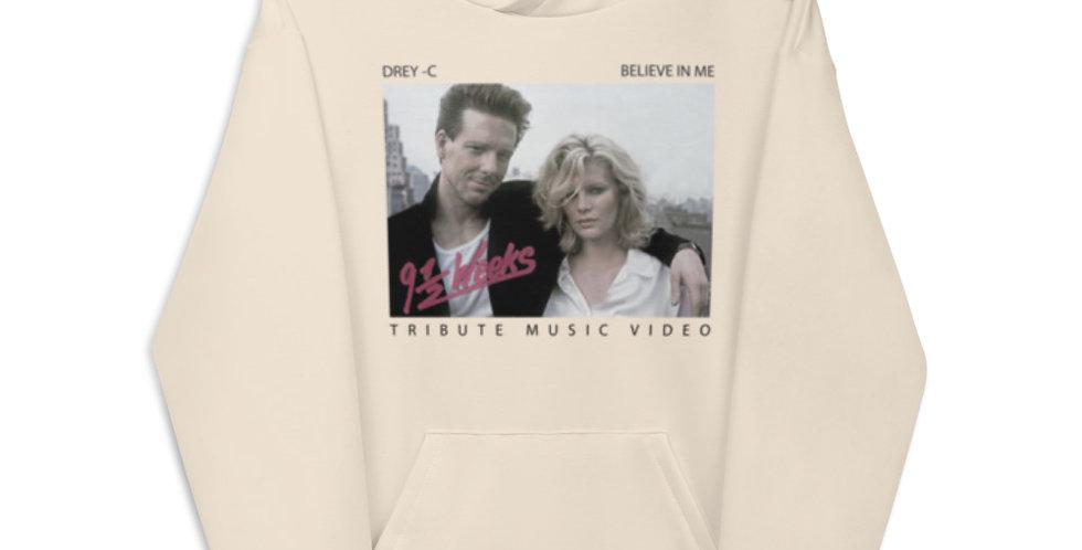 Belive In Me Music Video Unisex Hoodie