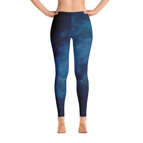 Blue Palette Leggings