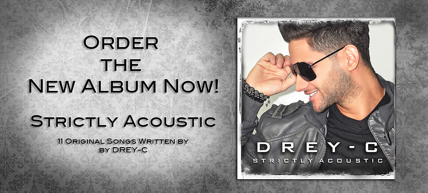 Drey-C Strictly Acoustic