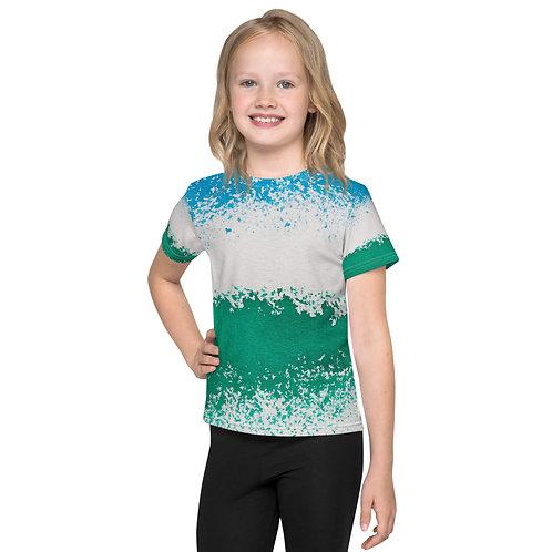 Earth Colors Kids T-Shirt