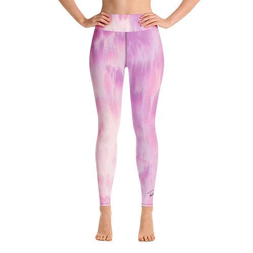 Pink Matter Yoga Leggings