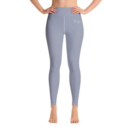 Sleet Timeless Gray Yoga Leggings