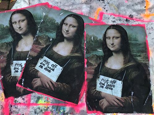 XL Mona Lisa Edition of 20