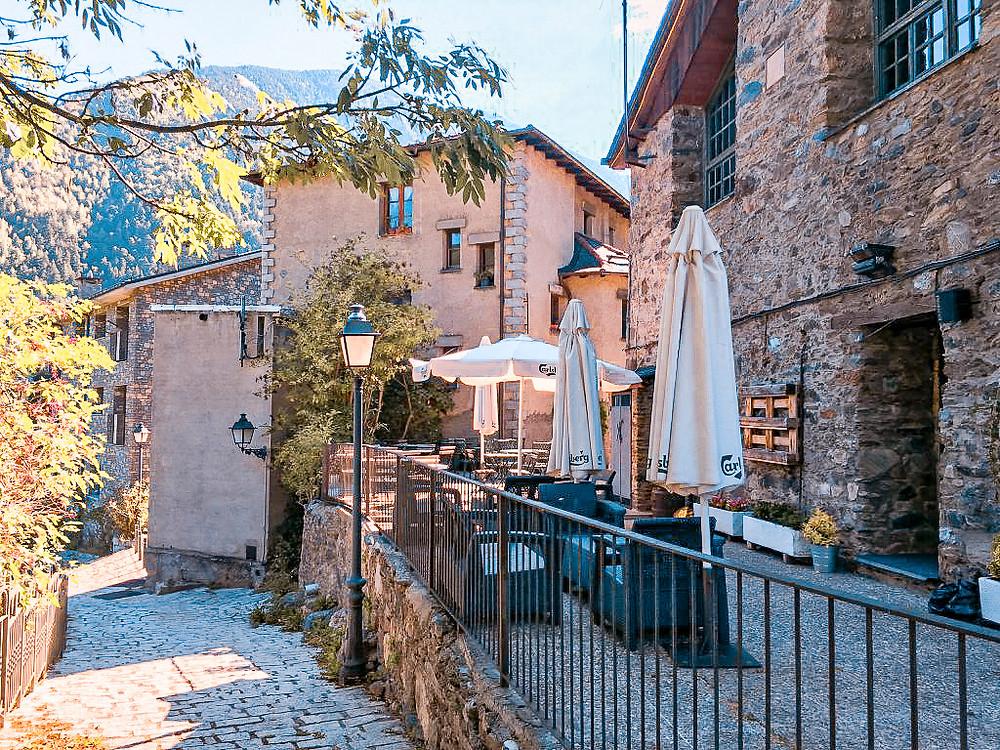 Moli Dels Fanals Restaurant in Andorra