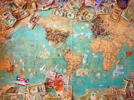How to Save Money for Traveling When You're Living Paycheck to Paycheck.