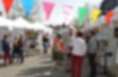 Le marché des arts de Nevers