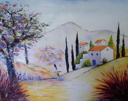 Roch paysage