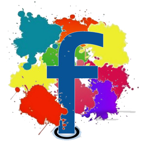 LOGO facebook SANS FOND