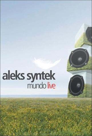 Aleks Syntek Mundo Live
