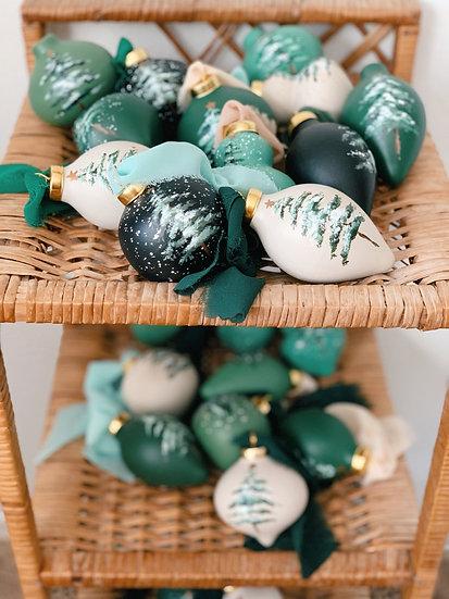 Custom Ornaments for Sherly