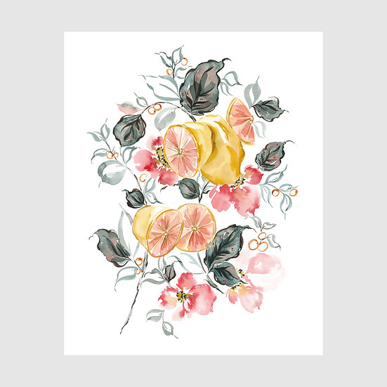 Orchard florals