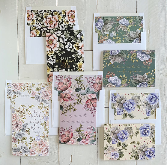 Greeting Card Variety 1 (Pack of 5)