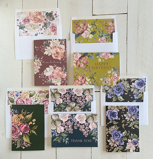 Greeting Card Variety 2 (Pack of 5)