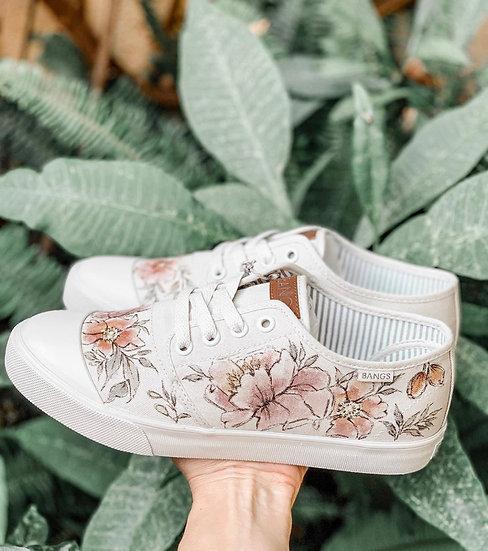 Custom BANGS Shoes (Low Top)
