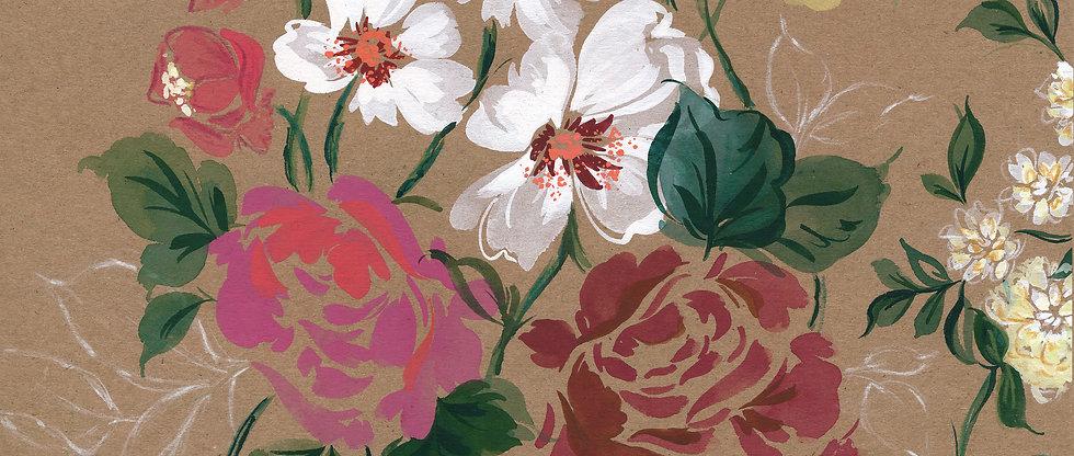 Original [Garden Spells] (Set of Two Paintings)