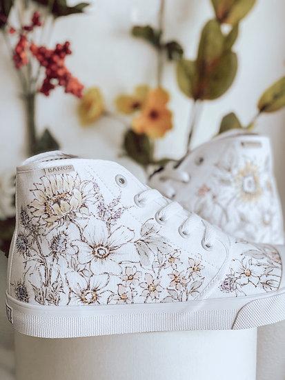 Custom BANGS Shoes (High Top)