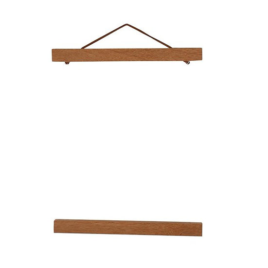 Wooden Poster Hanger