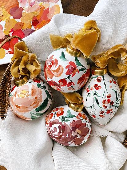 Custom Ornaments for Sakshi