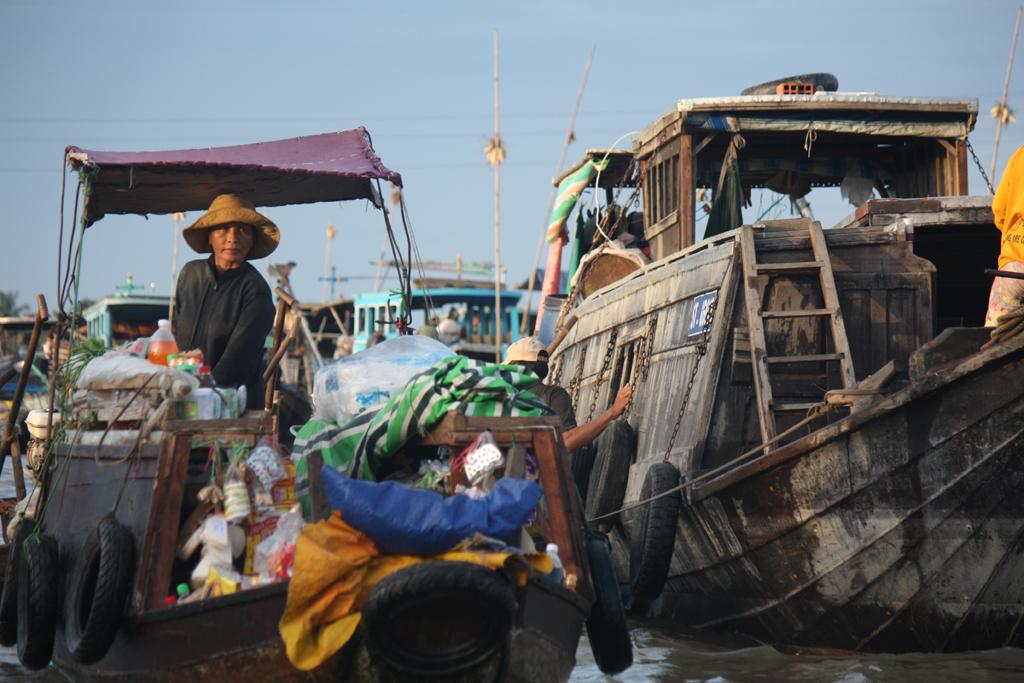 mercato Cai Rang