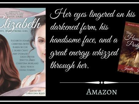 An Edwardian Era Elizabeth Bennet?#OmgItsOHG Blog Tour continues