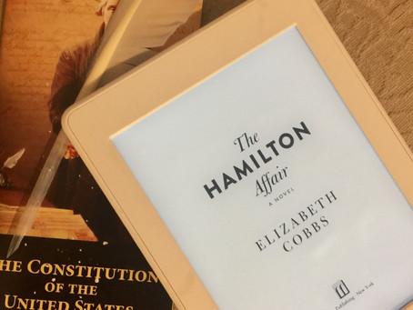 REVIEW: The Hamilton Affair by Elizabeth Cobbs