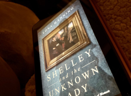 Review: Shelley and the Unknown Lady