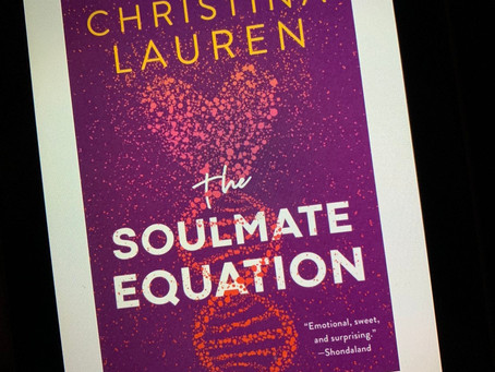 Review: The Soulmate Equation by Christina Lauren