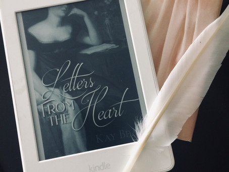 REVIEW: Letters from the Heart by Kay Bea