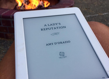REVIEW: A Lady's Reputation by Amy D'Orazio