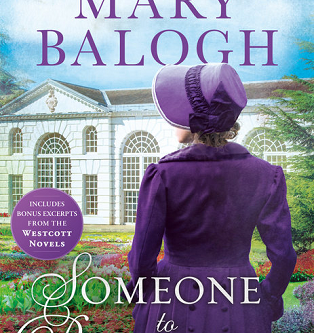 REVIEW: Someone to Remember by Mary Balogh