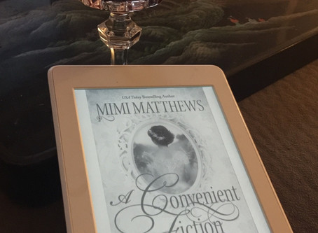 REVIEW: A Convenient Fiction by Mimi Matthews