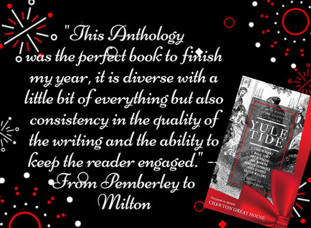 YULETIDE Anthology Makes Best of List for 2018