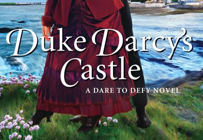 REVIEW: Duke Darcy's Castle by Syrie James