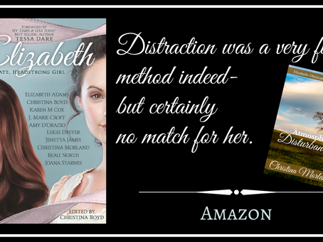 Why Elizabeth? #OmgItsOHG Blog Tour Continues