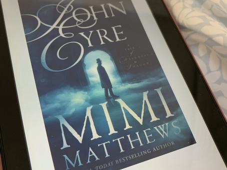 Review: JOHN EYRE by Mimi Matthews