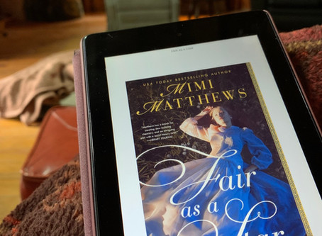 REVIEW: Fair As A Star by Mimi Matthews