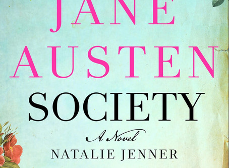 REVIEW: The Jane Austen Society by Natalie Jenner