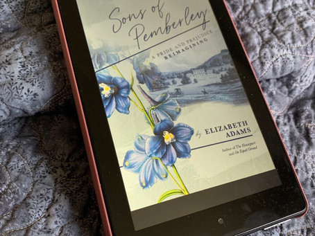 REVIEW: Sons of Pemberley by Elizabeth Adams