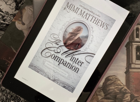 REVIEW: The Winter Companion by Mimi Matthews